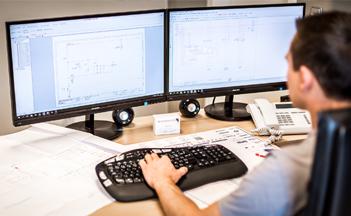 Geenard Elektro planning office